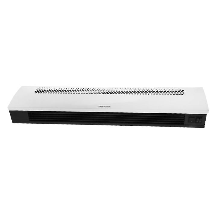 Neoclima ТЗТ-308 тепловая завесаТЗТ-308Мощная электрическая завеса Neoclima ТЗТ-308 предназначенная для создания отсекающего потока воздуха на границе разных тепловых зон - в проемах ворот, дверей и входных групп. Завеса Neoclima выполнена в современном дизайне, обладает улучшенными характеристиками по расходу и шуму, полностью предотвращают возникновение сквозняков, и устраняет потери тепла и обеспечивает существенный энергосберегающий эффект. Может использоваться на объектах оснащенных системой водяного отопления. Использование тепловой завесы Neoclima с водяным теплоносителем дает ощутимый энергосберегающий эффект.