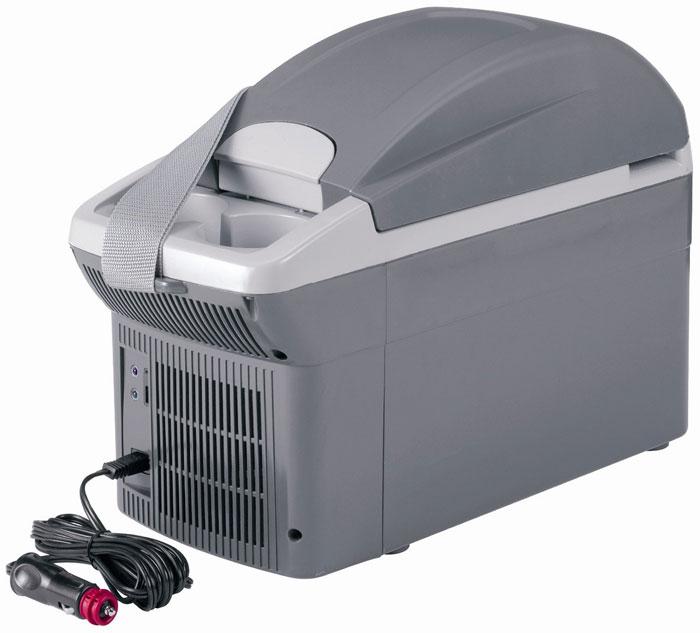 WAECO BordBar TB-08 автохолодильник, 8 лTB-08G-12Термоэлектрический автохолодильник WAECO BordBar TB-08 обеспечивает охлаждение до 20° С ниже температуры окружающей среды и нагрев до + 65° С. В нем Вы можете разместить банки емкостью 0.33 л или бутылки 0.5 л с напитками. Удобная крышка легко открывается одной рукой.