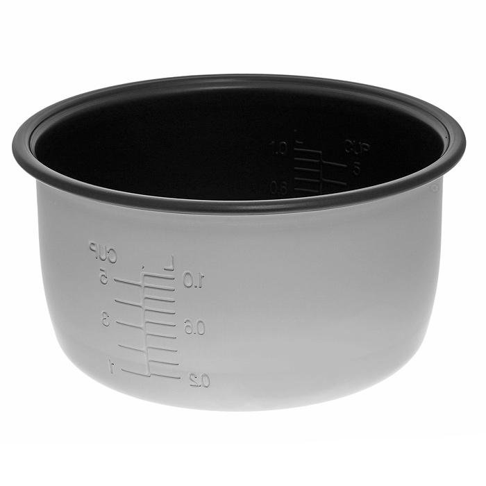 Panasonic SR-TMPN10 чаша для мультиварки TMH10SR-TMPN10Чаша Panasonic SR-TMPN10 для мультиварки Panasonic SR-TMH10. Чаша имеет антипригарное покрытие и толстые прочные стенки. Внутреннее угольное покрытие BINCHO. Объем: 2.5 л