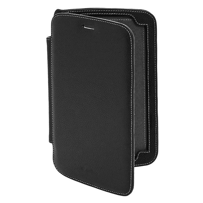 Melkco Kios Type ����� ��� Samsung Galaxy Tab 3 7.0 GT-P3200/3210, Black