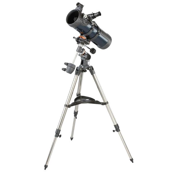 Celestron AstroMaster 114 EQ телескоп-рефлектор Ньютона C31042