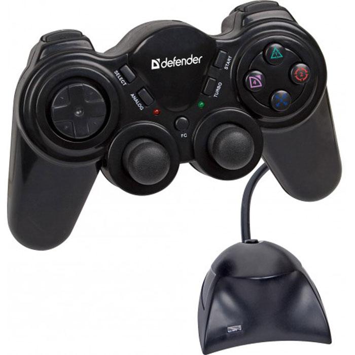 Defender Game Racer Pro беспроводной геймпад