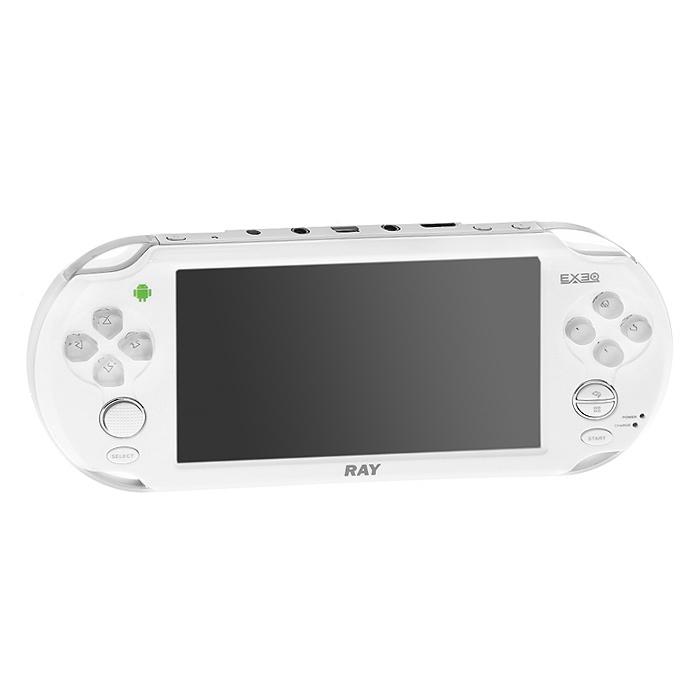 Портативная игровая консоль EXEQ Ray (белая)