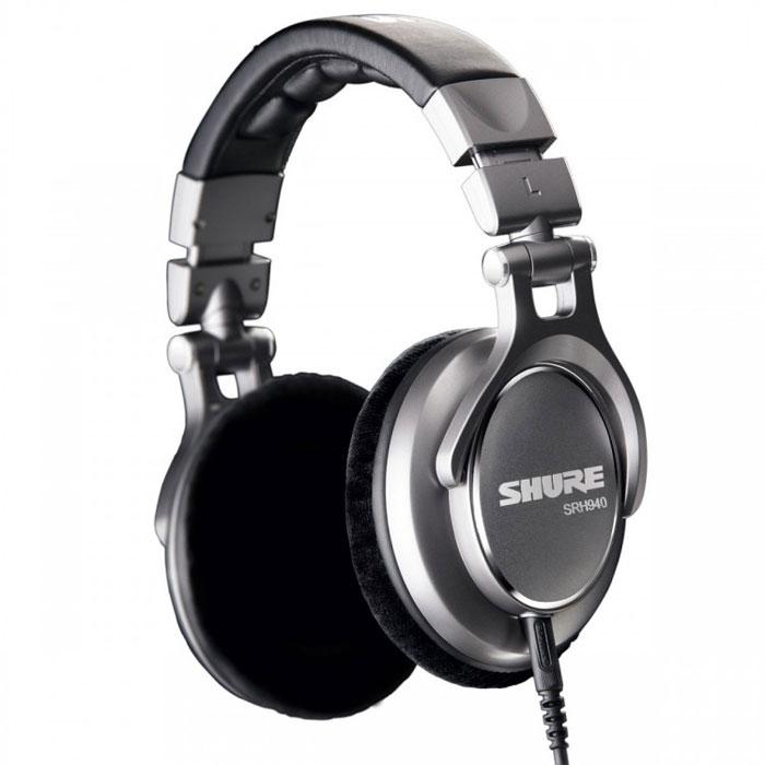 Shure SRH940 наушники Hi-Fi10102177Shure SRH940 специально разработаны для профессиональных аудио инженеров и домашней аудио записи. Наушники SRH940 обеспечивают кристально чистое звучание и ровную частотную характеристику на всём диапазоне частот с прозрачной серединой и расширенными верхами, при этом обладая плотным и насыщенным басом. Превосходные характеристики динамиков дают минимальные звуковые искажения, с максимально детальным воспроизведением.