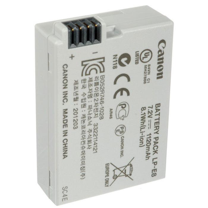 Canon LP-E8 аккумулятор для EOS 550D/ 600D ( 4515B002 )