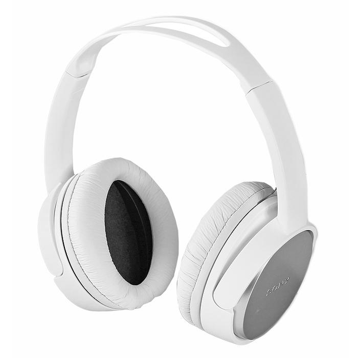 Sony MDR-XD150W, White наушникиMDR-XD150WПолноразмерные накладные наушники Sony MDR-XD150 позволят Вам получить истинное удовольствие от просмотра фильмов или прослушивания музыки. Наушники закрытого типа обеспечивают качественное звучание, оснащены переключателем режимов (для кино или для музыки), имеют регулируемое оголовье и удобный дизайн ушных чашек. Двухсторонее подключение кабеля удобно для ношения и использования.