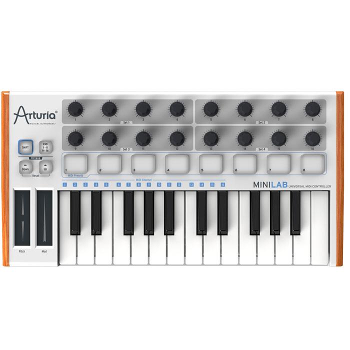 Arturia MiniLab Midi-клавиатураArturia