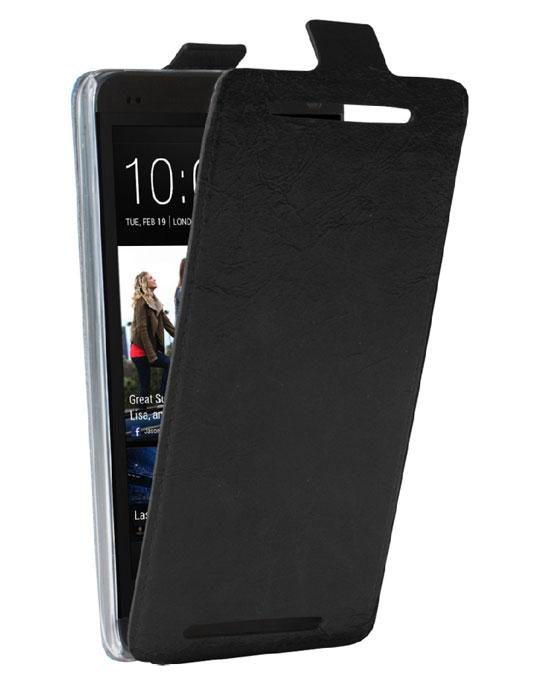 Untamo Timber чехол-флип для LG Optimus L7 II Dual (P715), Black (UTIMFL7IIBL)