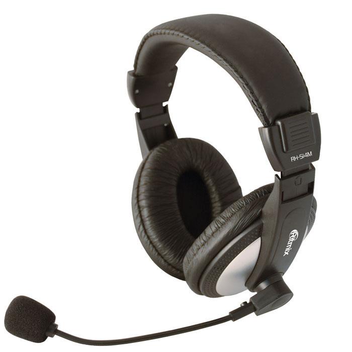 Ritmix RH-514M наушники15115850Наушники Ritmix RH-514M – комфортные в эксплуатации, красивыея и удобные. Отличное качество звукопередачи делает их подходящей как для голосовых приложений, так и для прослушивания музыки. Наушники оснащены регулятором громкости на шнуре.