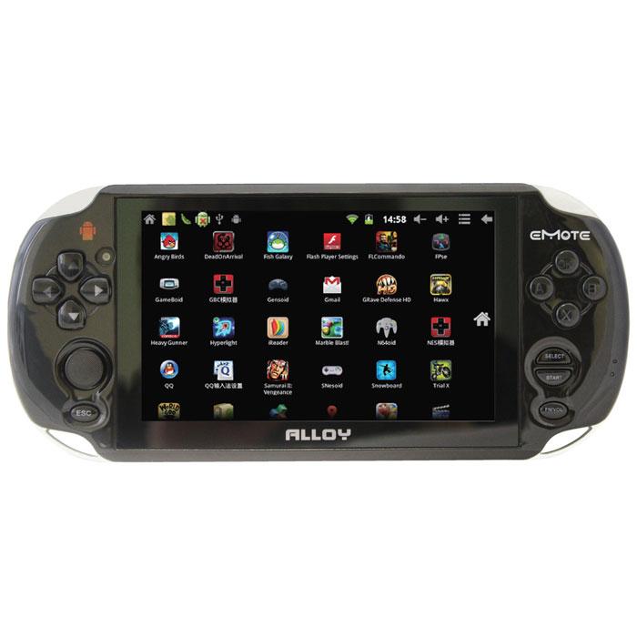 Emote Alloy, Black игровая консоль ( EM-1010 )