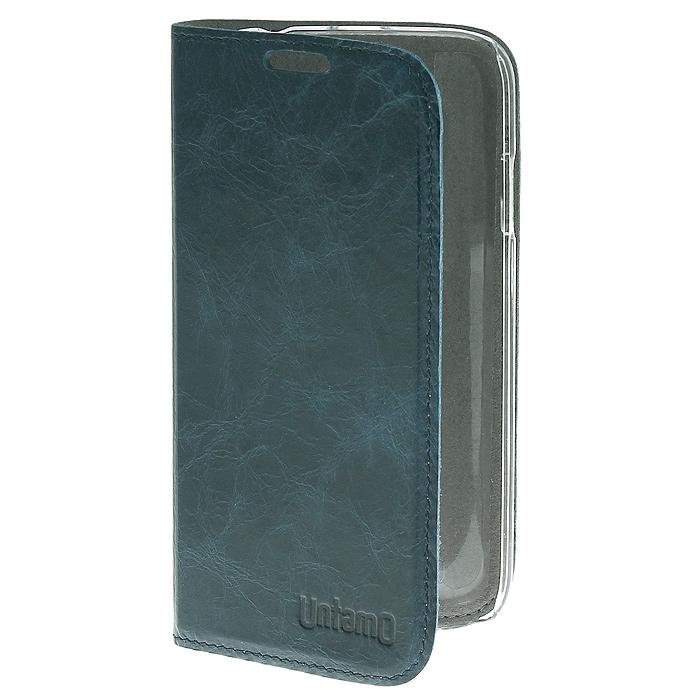 Untamo Timber чехол для Samsung Galaxy S4, Cloudy Ocean (UTIMBS4CLO)