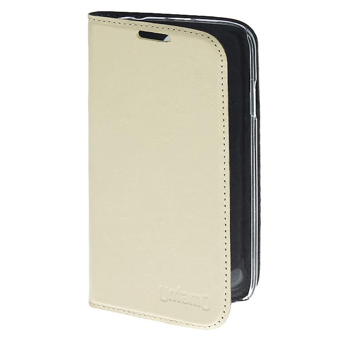 Untamo Timber чехол для Samsung Galaxy S4, Vanilla Smoke (UTIMBS4VAN)