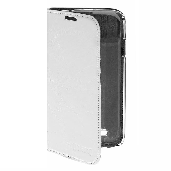 Untamo Timber чехол для Samsung GT-i9500/GT-i9505 Galaxy S4/S IV, Ermin White (UTIMBS4EWH)