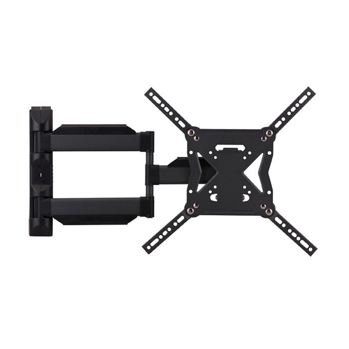 Kromax Ledas-400, Grey кронштейн для ТВ20142Наклонный кронштейн Kromax Ledas-400 предназначен для LCD/LED/Plasma телевизоров с диагональю 26 - 55 дюймов. Максимальные посадочные размеры по горизонтали 400 мм, по вертикали 400 мм.