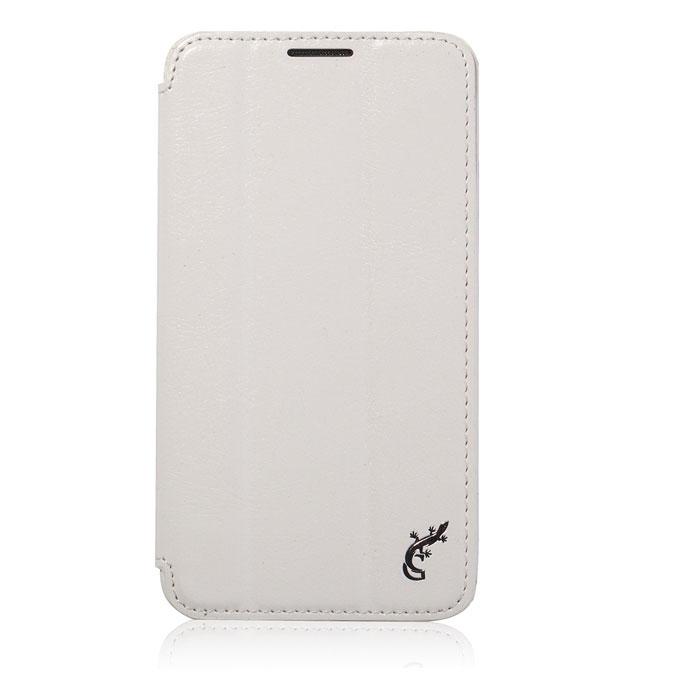 G-case Slim Premium чехол для Samsung Galaxy Note 3, WhiteGG-178Чехол G-Case Slim Premium для Samsung Galaxy Note 3 разработан с учётом образа жизни пользователя Samsung Galaxy Note 3. Этот чехол-обложка, надежно защитит Ваш смартфон от ударов и царапин. В чехле предусмотрены все вырезы для динамиков, портов и камер, так что Вам не придется доставать свой гаджет из чехла. Возьмите его с собой в спортзал, в поход, в магазин или на вечеринку. Чехол Case Slim Premium для Samsung Galaxy Note 3 это отличная комбинация стиля и надежности.