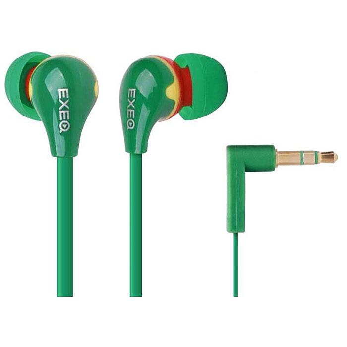 EXEQ HHC-002, Red Yellow Green наушникиHHC-002 JAEXEQ HHC-002 - эффектный дизайн наушников EXEQ HHC-002 из серии Happy Color с яркими цветовыми сочетаниями никого не оставит равнодушным. Маленькие, но громкие излучатели этих наушников-вкладышей обеспечивают плотное прилегание и чистый звук с мощными басами. Кабель длиной 130 см позволяет не только с удобством слушать музыку от плеера или телефона, но так же подключать наушники к Вашему ПК, а плоская конструкция кабеля не позволит ему запутаться. Прочный L-образный штекер с позолоченным 3.5 мм джеком позволит комфортно подключить наушники EXEQ HHC-002 ко многим портативным устройствам. Дизайн в цвете: Happy Color - серия наушников Exeq с самыми яркими и сочными цветовыми решениями. Одним из ярких представителей серии являются наушники EXEQ HHC-002. Модель имеет оригинальный дизайн, основным отличием которого является удачная комбинация самых ярких и модных цветов. В ассортименте 4 варианта самых оригинальных цветовых комбинаций – выбирайте то, что соответствует вашему...