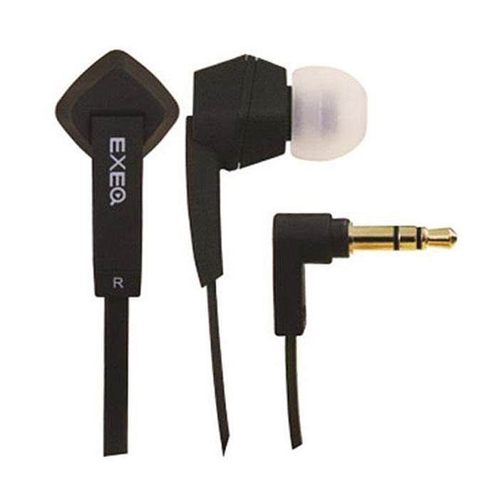 EXEQ HPC-002, Black наушникиHPC-002 BLEXEQ HPC-002 - высококачественные наушники с плоским кабелем с защитой от спутывания. Наушники представляют серию Pure Color - чистые яркие цвета в комбинации со стильным дизайном. Кроме яркого дизайна наушники HPC-002 также обладают сильными техническими характеристиками: высококачественный пластик обеспечивает точную передачу звука, воздушные каналы турбо басов позволяют максимально четко воспроизводить низкие частоты. Для блокировки нежелательных шумов в комплекте с наушниками HPC-002 поставляются мягкие силиконовые амбушюры 3-х размеров, которые удобно помещаются в ушах и не оказывают давления на ушную раковину. Прочный L-образный штекер с позолоченным 3.5 мм джеком позволит комфортно подключить наушники EXEQ HPC-002 ко многим портативным устройствам. Наслаждайтесь качественным звуком и чистым ярким цветом ваших музыкальных устройств! Чистый цвет оригинальных форм: Наушники EXEQ HPC-002 представляют серию Pure Color - чистые яркие цвета в комбинации со стильным...