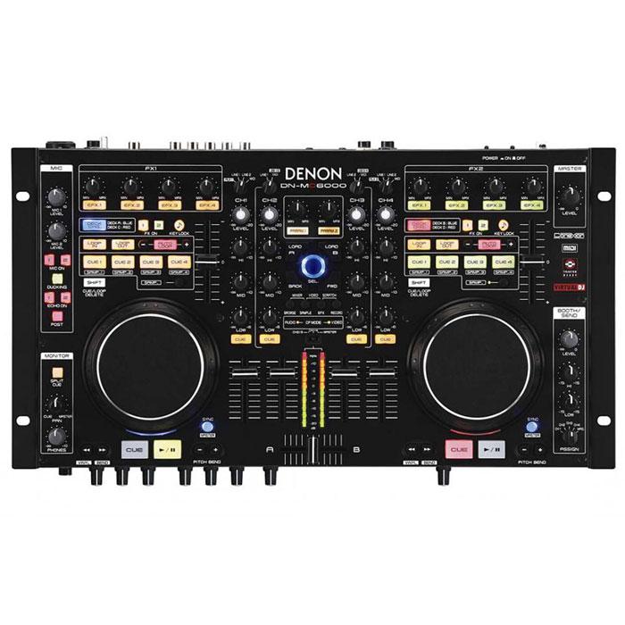 Denon DN-MC6000 MIDI контроллер