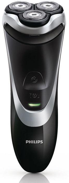 Philips PT731/16 электробритваPT731/16Бритва PowerTouch заряжает энергией по утрам. Увеличенное время автономной работы, моющиеся головки и лезвия ComfortCut — гарантия комфортного бритья. С бритвой PowerTouch привычное бритье по утрам отнимет у вас совсем немного времени. Благодаря закругленным краям лезвия ComfortCut плавно скользят по коже, обеспечивая гладкое и комфортное бритье. Система Flex & Float автоматически подстраивается под изгибы лица и шеи для идеально гладкого бритья. Энергоэффективная, мощная литий-ионная батарея позволяет реже заряжать бритву. 8-часовой зарядки хватит на более чем на 45 минут работы, то есть около 15 сеансов. А 3-минутной зарядки будет достаточно для одного сеанса бритья. Создайте завершенный образ с помощью откидного триммера. Идеальное решение для подравнивания усов и висков. Комфортное бритье и отличный результат Лезвия ComfortCut мягко скользят по коже, обеспечивая чистое, гладкое бритье Система Flex & Float повторяет контуры лица и шеи Идеально для...
