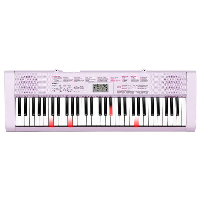 Casio LK-127, Pink синтезатор