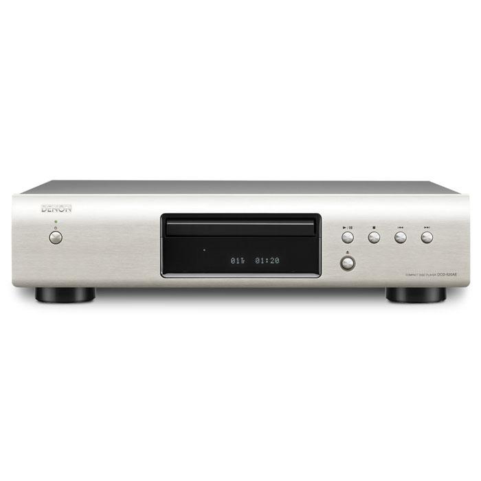 Denon DCD-520AE, Silver CD проигрыватель