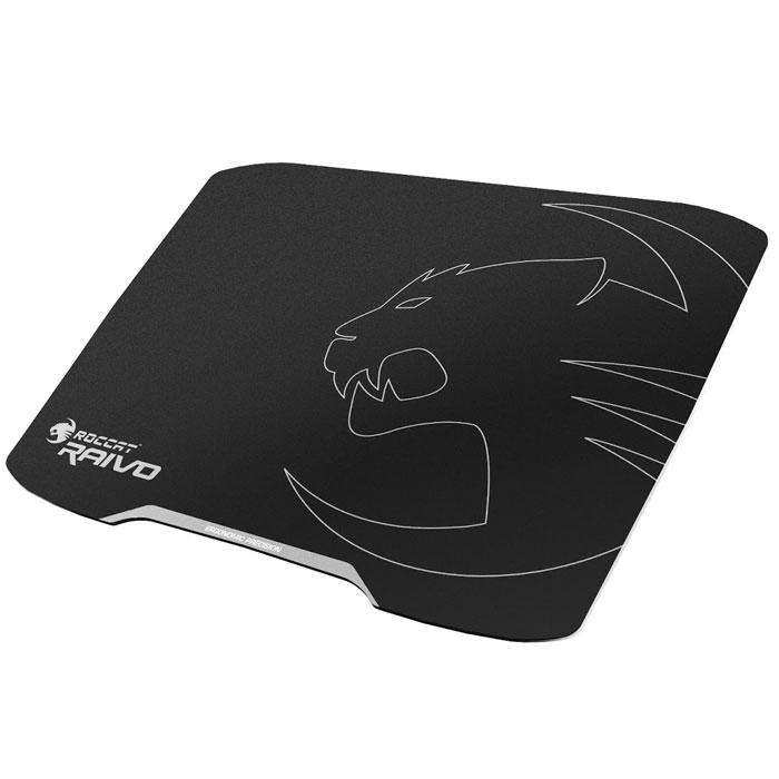 ROCCAT Raivo, Midnight Black коврик для мышиROC-13-302Выпущен боеспособный ROCCAT Raivo – high-velocity gaming mousepad. Raivo вышел укомплектованным тремя оптимизированными слоями – идеальная точность для ведения боя. Нескользящая резиновая обратная сторона, встроенная опорная пластина и инновационная поверхность с микрогранулами позволяют Вашей мыши ROCCAT парить по Raivo как орлу – супербыстро. Имеется три сногсшибательных цвета: малозаметный черный, голубой как молния и полночный черный. Чтобы получить вид в крупном плане, щелкните здесь. Поверхность с микрогранулами: Микроточки на гранулярной поверхности Raivo рассчитаны с лазерной точностью как особенно мелкие. Каков результат? Невероятно гладкая и быстрая поверхность, по которой Ваша мышь будет скользить без ограничений, и сверхточная трассировка, которая позволить сбить Вашу жертву за рекордное время. Встроенная опорная пластина: В Raivo предусмотрена встроенная гибкая опорная пластина, делающая коврик мыши устойчивым, стойким и идеальным для...