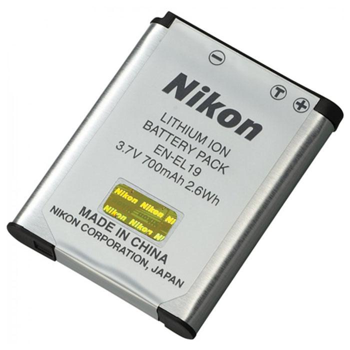 Nikon EN-EL19 аккумулятор