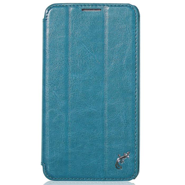 G-case Slim Premium чехол для Samsung Galaxy Note 3, BlueGG-191Чехол G-Case Slim Premium для Samsung Galaxy Note 3 разработан с учётом образа жизни пользователя Samsung Galaxy Note 3. Этот чехол-обложка, надежно защитит Ваш смартфон от ударов и царапин. В чехле предусмотрены все вырезы для динамиков, портов и камер, так что Вам не придется доставать свой гаджет из чехла. Возьмите его с собой в спортзал, в поход, в магазин или на вечеринку. Чехол Case Slim Premium для Samsung Galaxy Note 3 это отличная комбинация стиля и надежности.