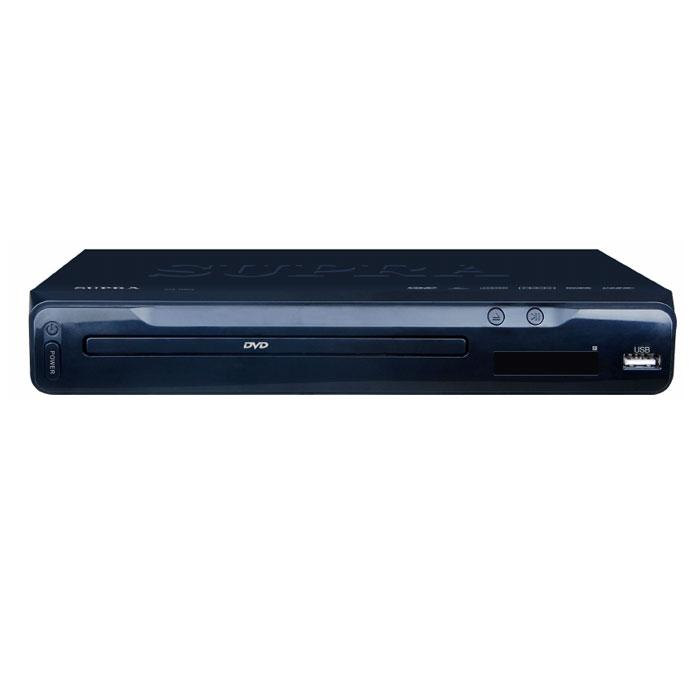 Supra DVS-105UX, Black DVD-плеер ( DVS-105UX )