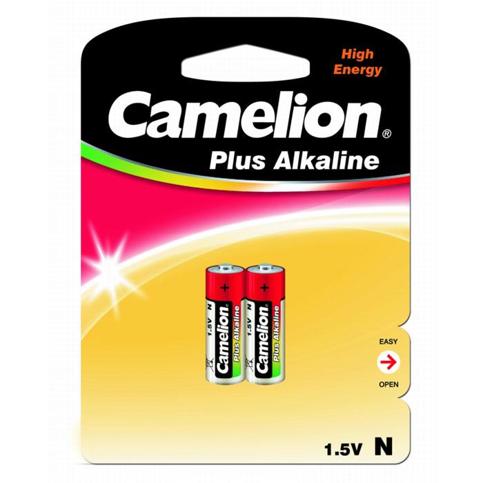 Camelion LR1-BP2, батарейка,1.5В, 2 шт2605Щелочные алкалиновые батарейки Camelion LR1-BP2 отличаются долгим сроком работы, подходят для -аудио -видео техники, а также другой электроники и бытовых приборов. Сделаны из качественных материалов.
