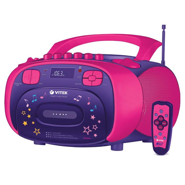 Vitek Winx 4001 Musa магнитола