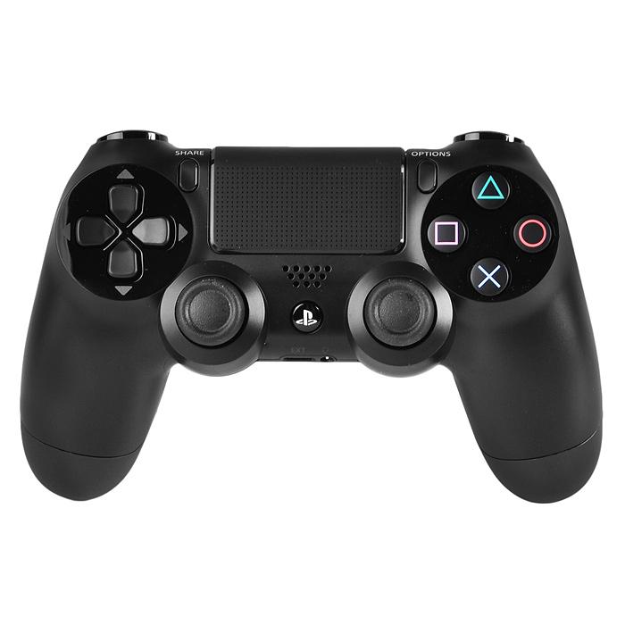 Беспроводной контроллер Dualshock 4 для PS4 (черный)