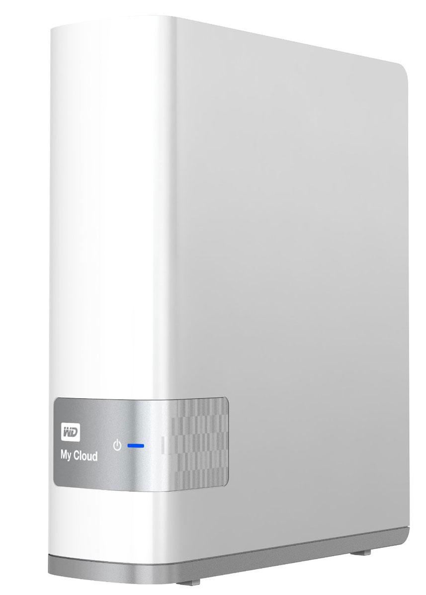 WD My Cloud 4TB (WDBCTL0040HWT-EESN) внешний жесткий дискWDBCTL0040HWT-EESNMy Cloud дает вам возможность централизованно и надежно хранить все свои материалы дома. Без абонентской платы. Без ограничений. Доступ откуда угодно. Бесплатные программы WD помогут вам загружать, отправлять и совместно использовать файлы на ПК, Mac, планшетах и смартфонах, где бы вы ни находились. Централизация медиаколлекции вашей семьи: Централизованно и защищенно храните и упорядочивайте все фотоснимки, видеоролики, мелодии и важные документы своей семьи в своей домашней сети. Гибкие возможности резервного копирования: Резервное копирование по-вашему. С программой WD SmartWare Pro пользователи ПК могут сами выбирать, когда, куда и как сохранять резервные копии файлов. Пользователи компьютеров Mac могут использовать все возможности программы резервного копирования Apple Time Machine для того, чтобы защитить свои данные. Увеличьте емкость своего планшета и...