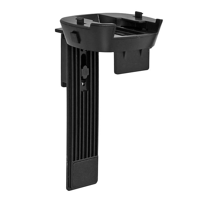 Держатель 2 в1 для Xbox360 Kinect и PS3 Move CameraHHC-008Сенсор Kinect и PlayStation Eye будут оптимально установлены на Вашем телеэкране. Вся прелесть универсального крепления в том, что Вы можете легко прикрепить свой сенсор Kinect или PlayStation Eye к стене или установить на свою плоскую ТВ-панель. Вдобавок Вы сможете мгновенно менять Kinect и PlayStation Eye местами без необходимости снимать само крепление. Имеет прокладки, защищающие ТВ-панель Прикрепляется к стенам и большинству плоских ТВ-панелей Крепление совместимо с сенсорами Kinect и PlayStation Eye Крепление зажима может изменять длину от 1.3 до 11.4 см, что позволяет использовать крепление почти с любой ТВ-панелью