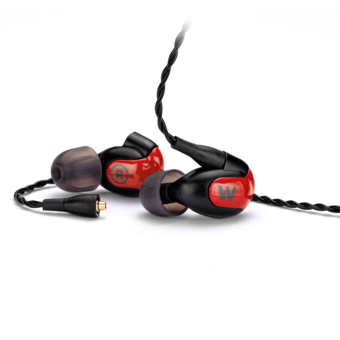 Westone W10 наушники15116860В наушниках Westone W10 используются продвинутые технологии, обеспечивающие высококачественное детализированное звучание. Благодаря обновленному корпусу, заушной посадке и богатой комплектации сменных амбушюр, комфорт и шумоизоляция у модели на высоте. W10 комплектуются двумя съемными кабелями: витой EPIC-кабель и гарнитурный 3-кнопочный кабель MFI G2, полностью совместимый с iPhone, iPad и iPod.