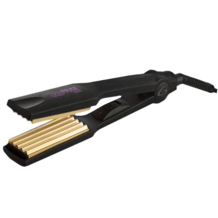 GA.MA P21.FRISE щипцы-гофре для волосP21.FRISEЩипцы-гофре GA.MA P21.FRISE превосходно придают форму волосам от корней до кончиков волос и за несколько минут создадут Ваш неповторимый динамичный и модный стиль. Благодаря использованию технологии QHT устройство нагревается буквально за несколько секунд. Технологии Ceramic Ion и Nano Silver обеспечивают защиту волос и делают их гладкими и блестящими. Термостойкий корпус Thermal Plus позволяет избежать ожогов кожи рук и головы.