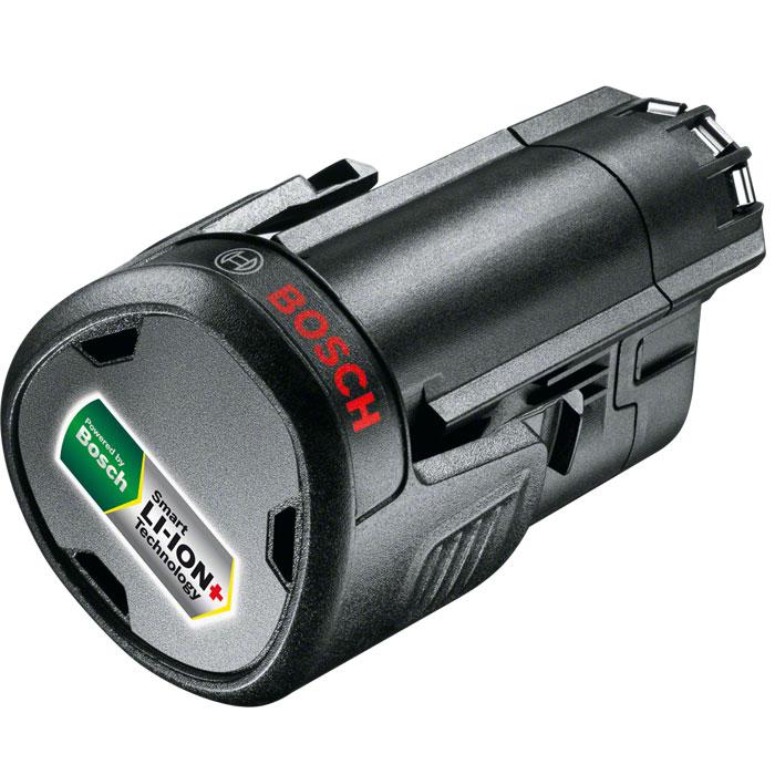 Аккумулятор Bosch 10,8 Li 2Ah 1600A0049P1600A0049PМощный литий-ионный аккумулятор подходит для всех инструментов из линейки Bosch Power4All с аккумуляторной системой 10,8 В с литий-ионной технологией. Исключительно высокая долговечность аккумулятора обеспечивается благодаря системе защиты элементов питания Bosch Electronic Cell Protection (ECP).