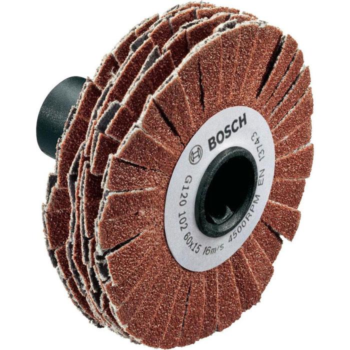 Гибкий шлифовальный валик, 15 мм, зерно 80 Bosch 1600A001541600A00154