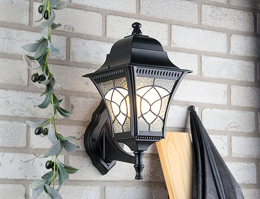 Светильник для дачи уличный