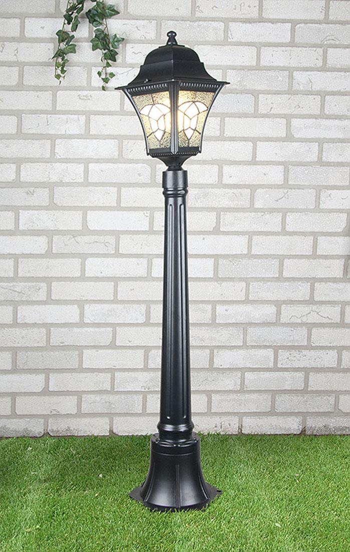 Уличный светильник Elektrostandard Altair F черныйa025023
