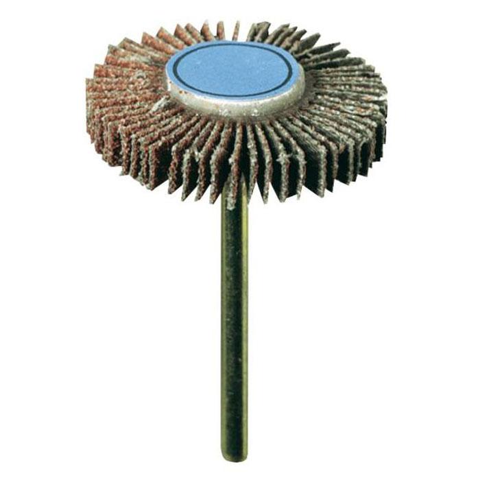 Шлифовальная шайба Dremel 504, 28,6 мм, зерно 802615050432Шлифовальная шайба Dremel 504 - это прекрасное средство для шлифования плоских или контурных поверхностей изделий из металла, древесины или пластмассы. Диаметр хвостовика: 3,2 мм. Рабочий диаметр: 2 мм. Максимальная скорость: 30 000 об/мин.