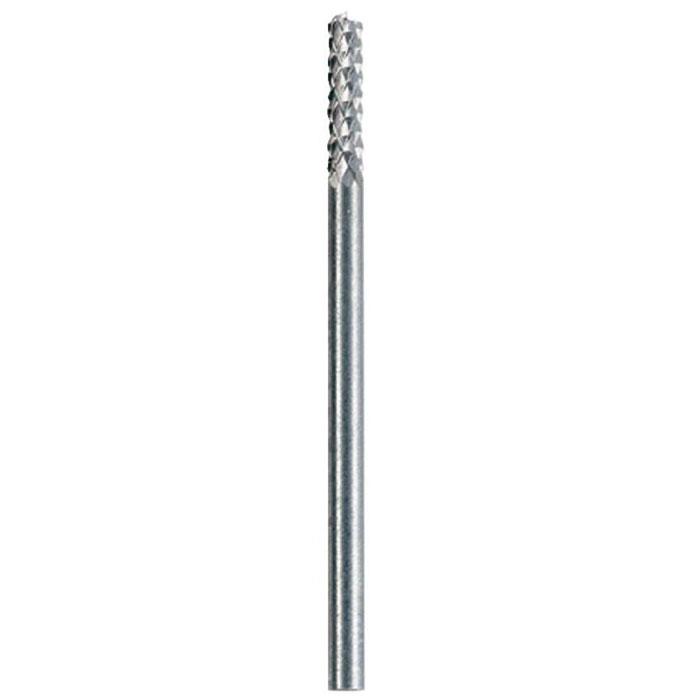 Насадка для чистки швов, 3,2 мм Dremel 570 (2615057032)2615057032Бур Dremel 570 для удаления остатков раствора идеально подходит для очистки стен и пола от остатков раствора, а также для удаления цемента при замене треснувшей плитки. Насадка используется с приспособлением Dremel 568 для удаления раствора.