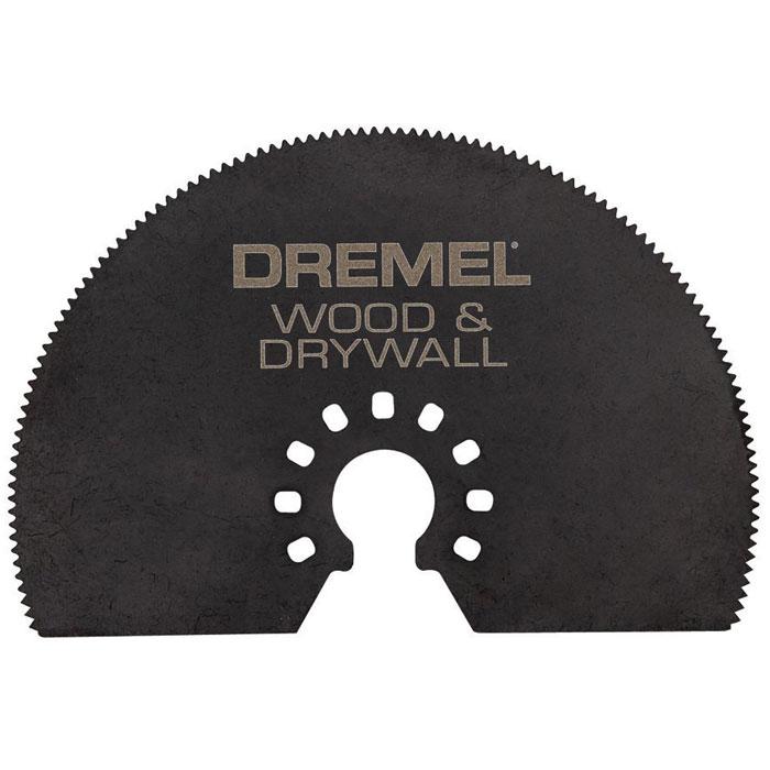 Насадка для резки дерева и гипсокартона Dremel MM450 (2615M450JA)2615M450JAНасадка Dremel MM450 идеально подходит для точной резки дерева, штукатурки и гипсокартона. Рабочий диаметр: 75 мм.