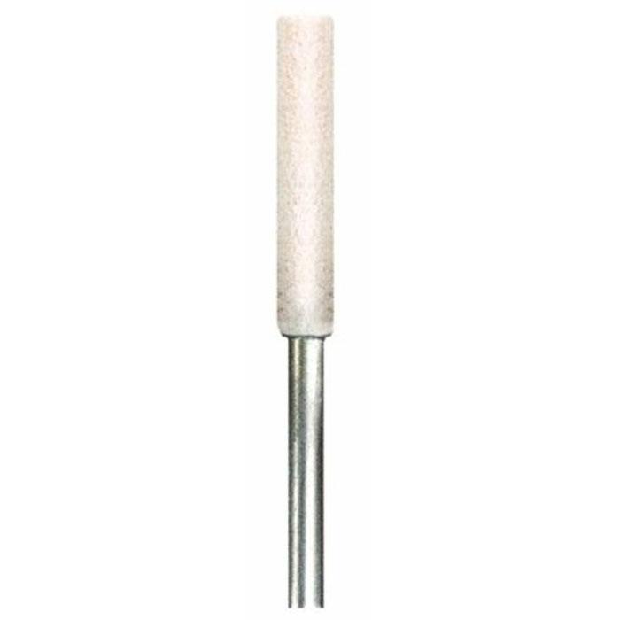 Набор насадок для заточки цепной пилы, 4,5 мм Dremel 457 (26150457JA)26150457JAШлифовальный камень Dremel 457 для быстрой и легкой заточки цепной пилы. Предназначен для использования с приспособлением для заточки цепной пилы Dremel 1453.
