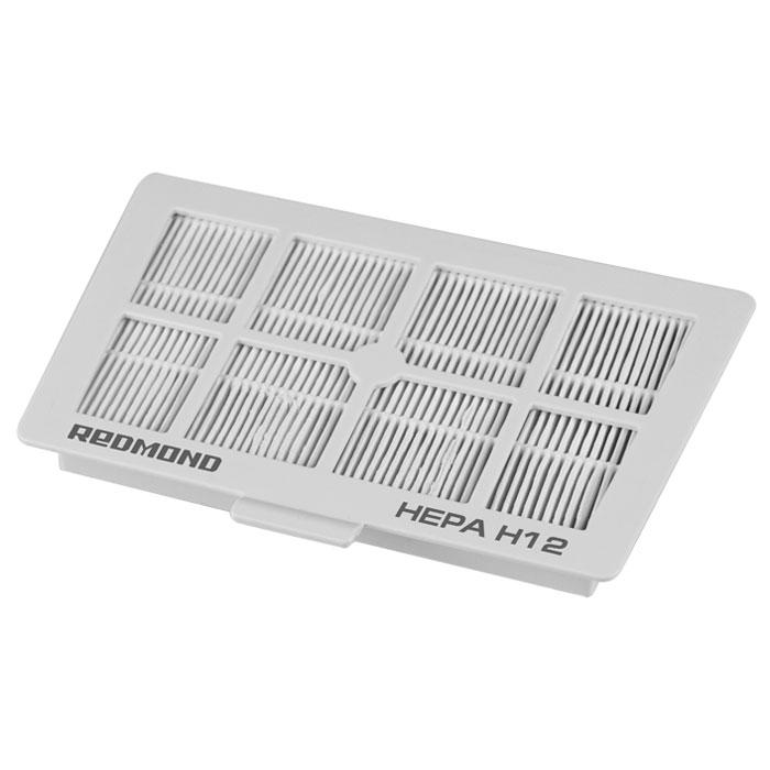 Redmond H12RV-312 фильтр воздушныйH12RV-312Redmond H12RV-312 - воздушный фильтр для пылесосов Redmond. Защищает от возникновения аллергических реакций. Сделан из высококачественных материалов. Имеет класс фильтрации H 12.
