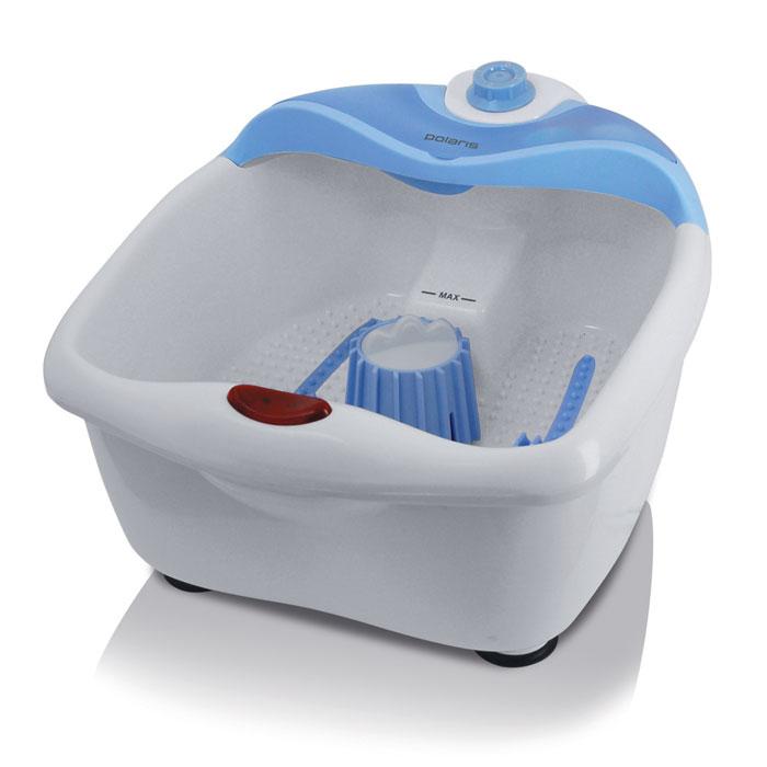Polaris PMB 3704 гидромассажная ванна для ног4271Гидромассажная ванна Polaris PMB 3704 снимет усталость и напряжение с ваших ног благодаря большому количеству полезных опций, которыми она обладает. Из трех режимов работы вы можете выбрать наиболее оптимальный: пузырьковый массаж, вибромассаж или комбинированный. Инфракрасное излучение прогреет суставы, кожу стоп, расслабит мышцы ног и улучшит кровообращение. Гидромассажная ванна Polaris PMB 3704 оснащена диффузором для добавления в нее различных лекарственных средств и трав, эфирных масел. Вовсе необязательно проводить процедуры в ванной комнате, вы можете получить приятный и полезный массаж, удобно расположившись в кресле. Прорезиненные ножки ванночки удерживают ее на гладкой поверхности, предотвращая скольжение. Дополнительная защита от брызг делает эксплуатацию прибора более комфортной.