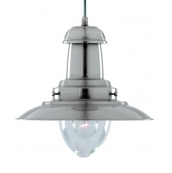 Подвесной светильник ARTELamp Fisherman A5530SP 1SSA5530SP-1SSПодвесной светильник Arte Lamp A5530SP-1SS Fisherman идеально подойдет для интерьеров в стиле модерн. Рекомендовано использование энергосберегающих ламп для экономии электроэнергии. Основные элементы светильника Arte Lamp A5530SP-1SS Fisherman изготовлены из следующих материалов: стекло, металл.