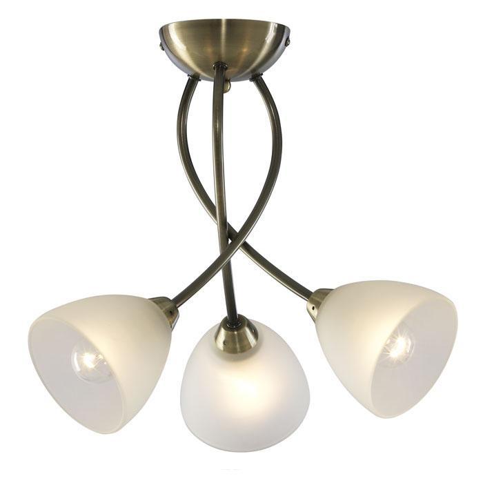 Потолочный светильник ARTELamp Nikki A2576PL 3AB ( A2576PL-3AB )
