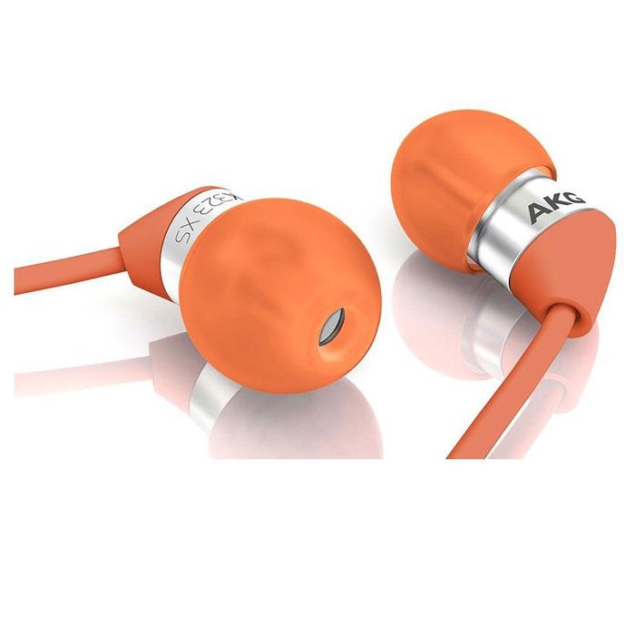 AKG K323XS, Red наушникиK323XSREDНаушники AKG K323XS созданы в четырёх ярких модных цветах. Они порадуют ценителей музыки звуком, вполне сопоставимым с более профессиональными полноразмерными моделями. Вставная часть разработана по уникальной технологии. Ушные вкладыши созданы таким образом, чтобы принимать максимально соответствующую строению уха форму. Для комфортного использования можно выбрать подходящий размер амбушюр (XS, S, M, L). K323 XS обеспечивают максимальную звукоизоляцию, благодаря чему порадуют студийным качеством звука.