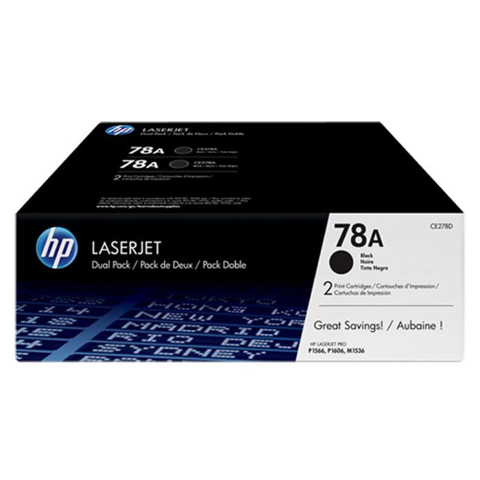 HP CE278AF �������� ��� LaserJet 1566/1606dn/1536dnf - HPCE278AF�������� �� 2 ������������ �������� ���������� HP CE278AF ��������� �������� � ��������� ������. �������� ���������������� �������� ������ �� ����� �������� ���� �� ��������� � ���������� �����������. ���������� ���� ������������������ � ��������� ����� ��������, ���� ��� ����� �������������� ��������.